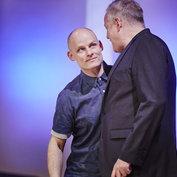 Eric Schaefer & Wolfgang Haffner © Gregor Hohenberg