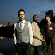 Vijay Iyer, Marcus Gilmore, Stephan Crump - ©ACT / Jimmy Katz