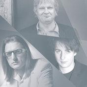 Collage: Iiro Rantala, Leszek Mozdzer & Michael Wollny - ©ACT