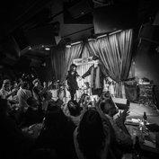 Youn Sun Nah BW, Blue Note NY 2014 © Sung Yull Nah