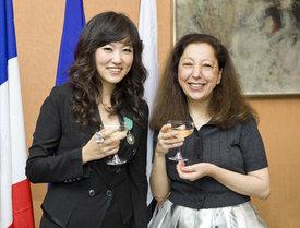 Youn Sun Nah & Elisabeth Laurin