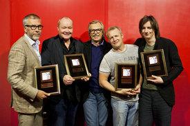 Johan Norberg, Nils Landgren, Siggi Loch, Rasmus Kihlberg, Michael Wollny